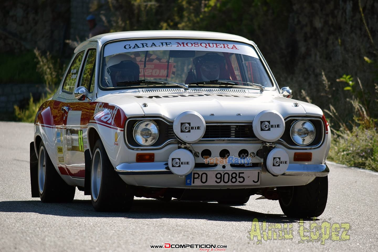 Foto3 FORD ESCORT MK1 RS2000 -MIXTO-IMPECABLE