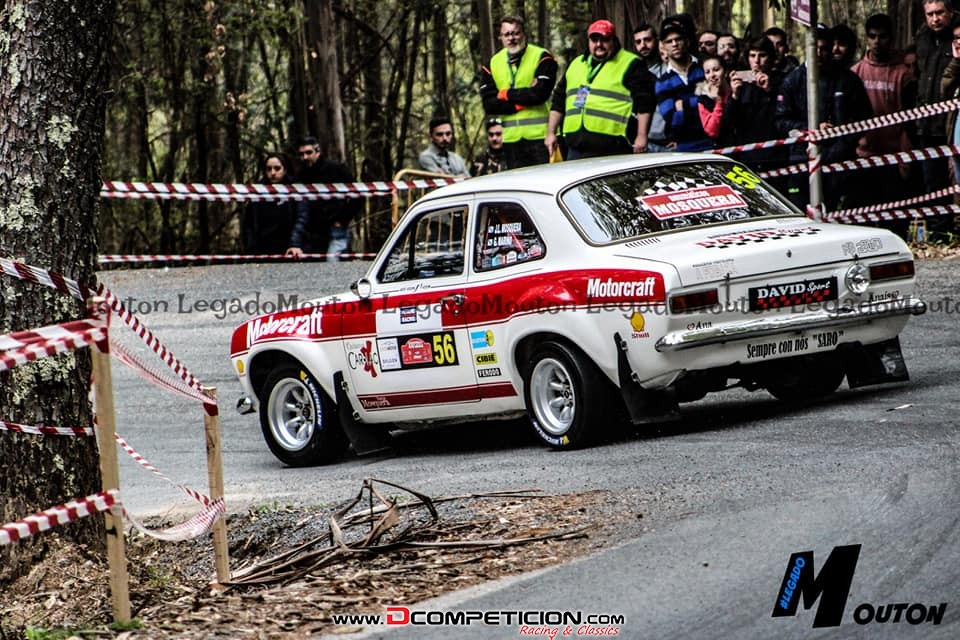 Foto4 FORD ESCORT MK1 RS2000 -MIXTO-IMPECABLE