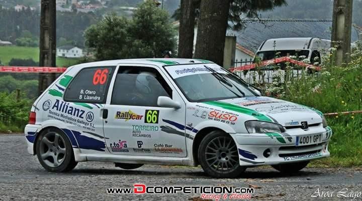 Foto3 Vendo Peugeot 106 rally