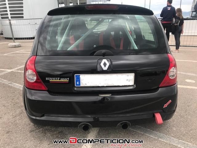 Foto3 Renault Sport Clio 182 con documentación de calle y Ficha Homologación de Carreras (Nunca carreras)