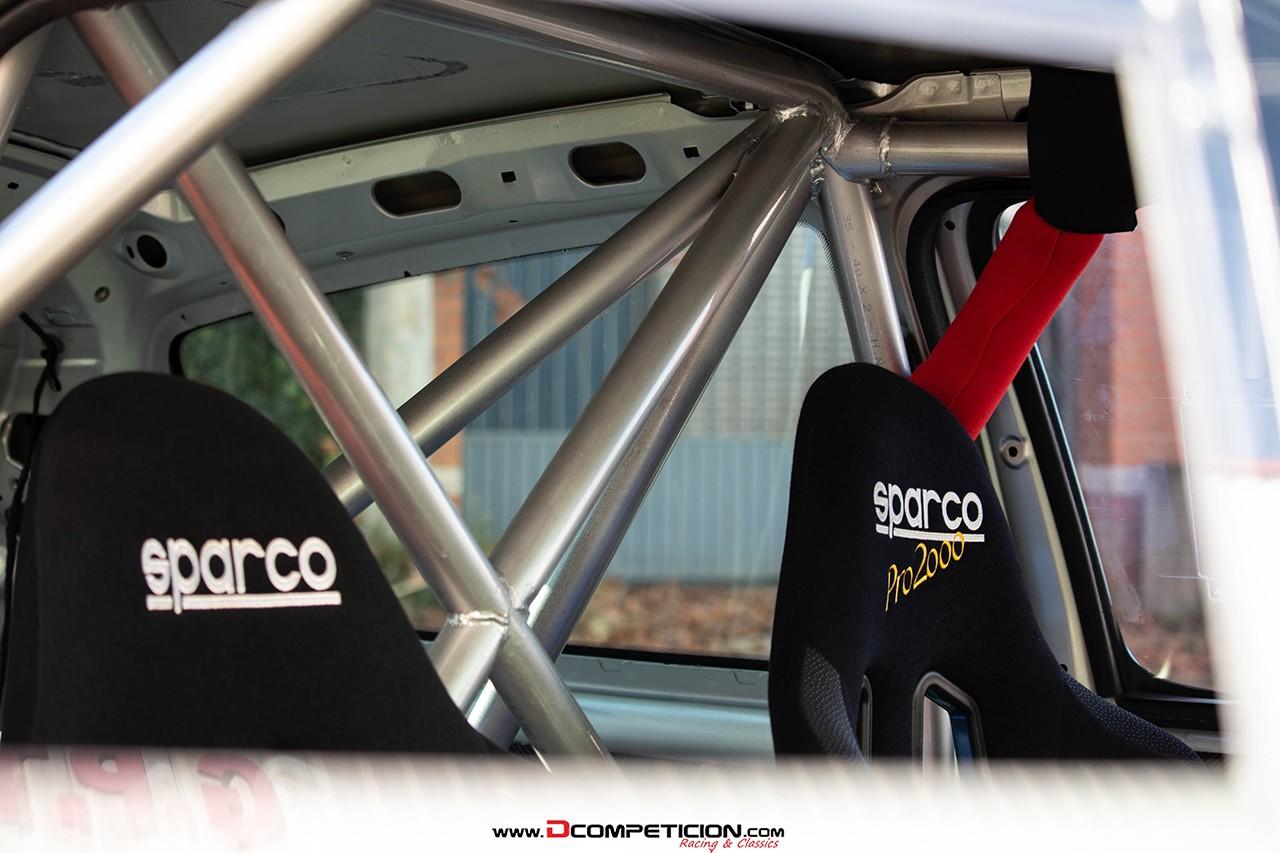 Foto3 Clio RS 182 Kit Racing sin carreras y documentado. Trackdays, rallyes o circuitos