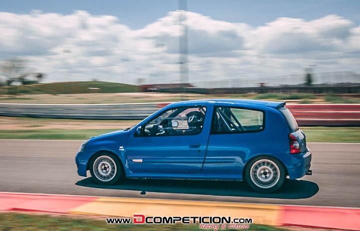 Foto5 Clio RS 182 Kit Racing sin carreras y documentado. Trackdays, rallyes o circuitos