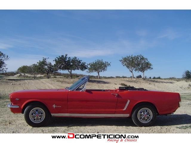 Foto1 Ford Mustang  ano 1965  90000  km