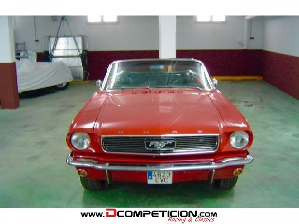 Foto3 Ford Mustang  ano 1965  90000  km