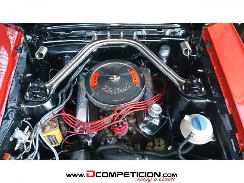 Foto5 Ford Mustang  ano 1965  90000  km