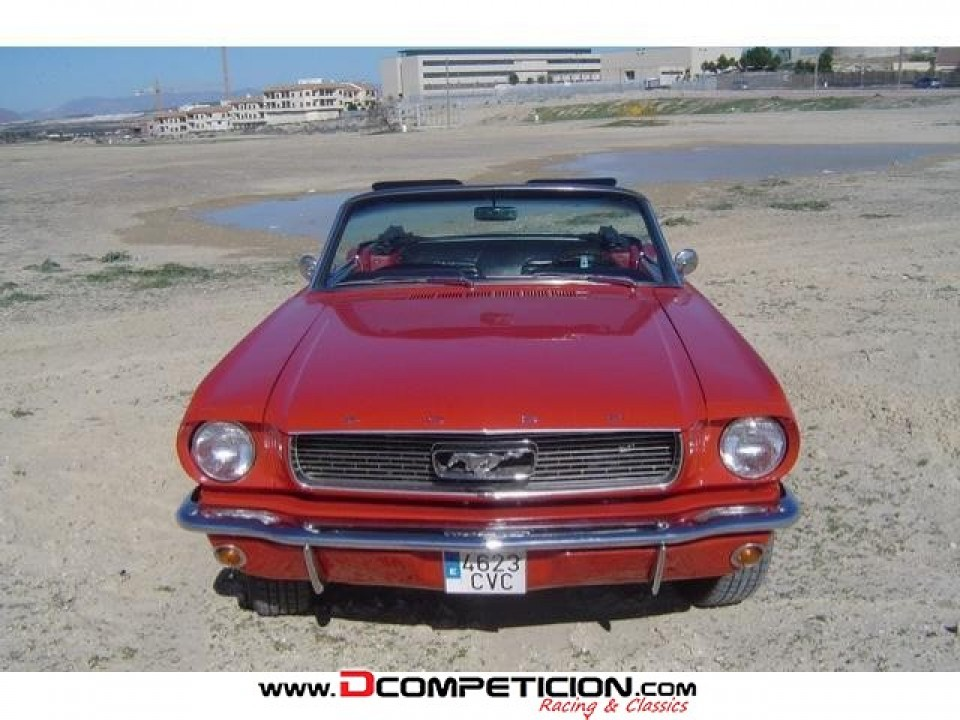 Foto6 Ford Mustang  ano 1965  90000  km
