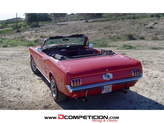 Foto8 Ford Mustang  ano 1965  90000  km