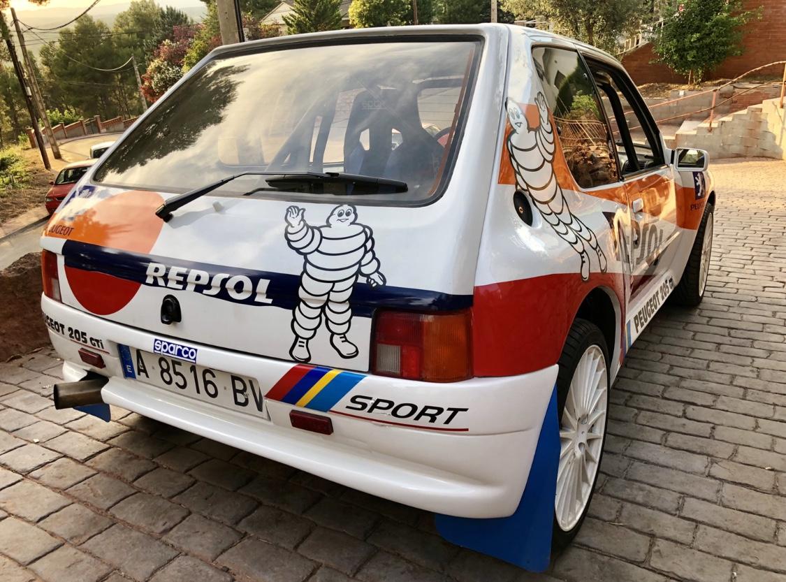 Foto5 Peugeot 205 Maxi