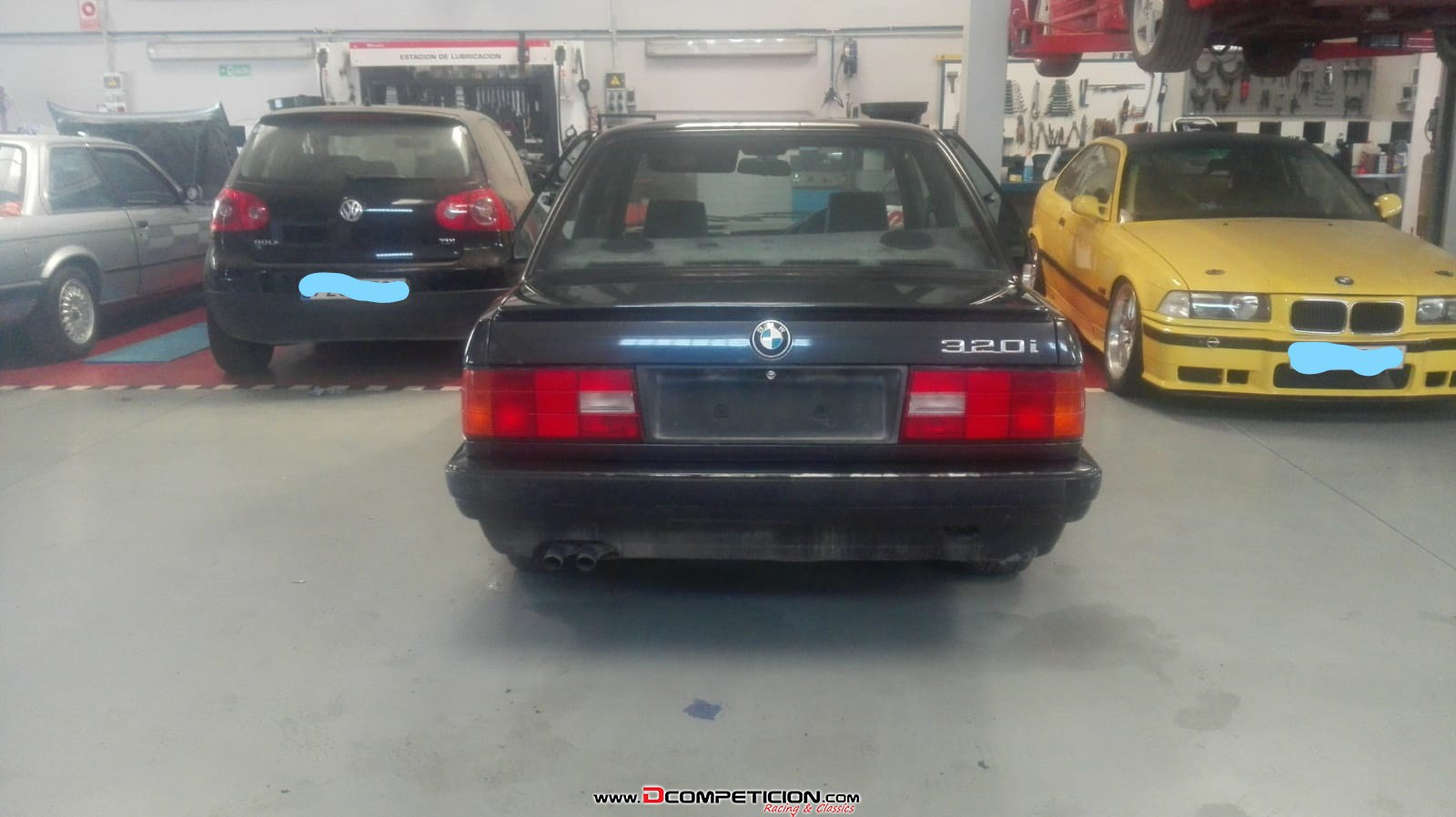 Foto5 BMW 320I E30 COUPE