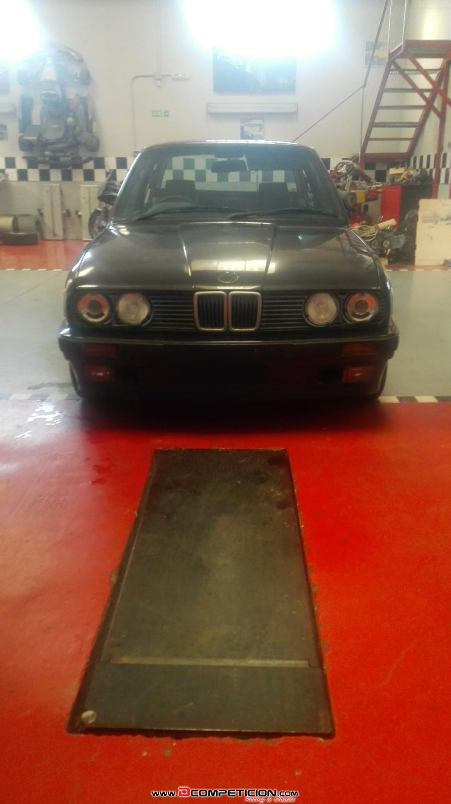 Foto7 BMW 320I E30 COUPE