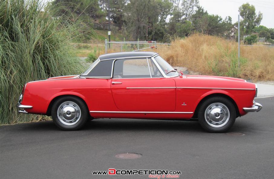 Foto2 1964 Fiat 1500 Cabriolet