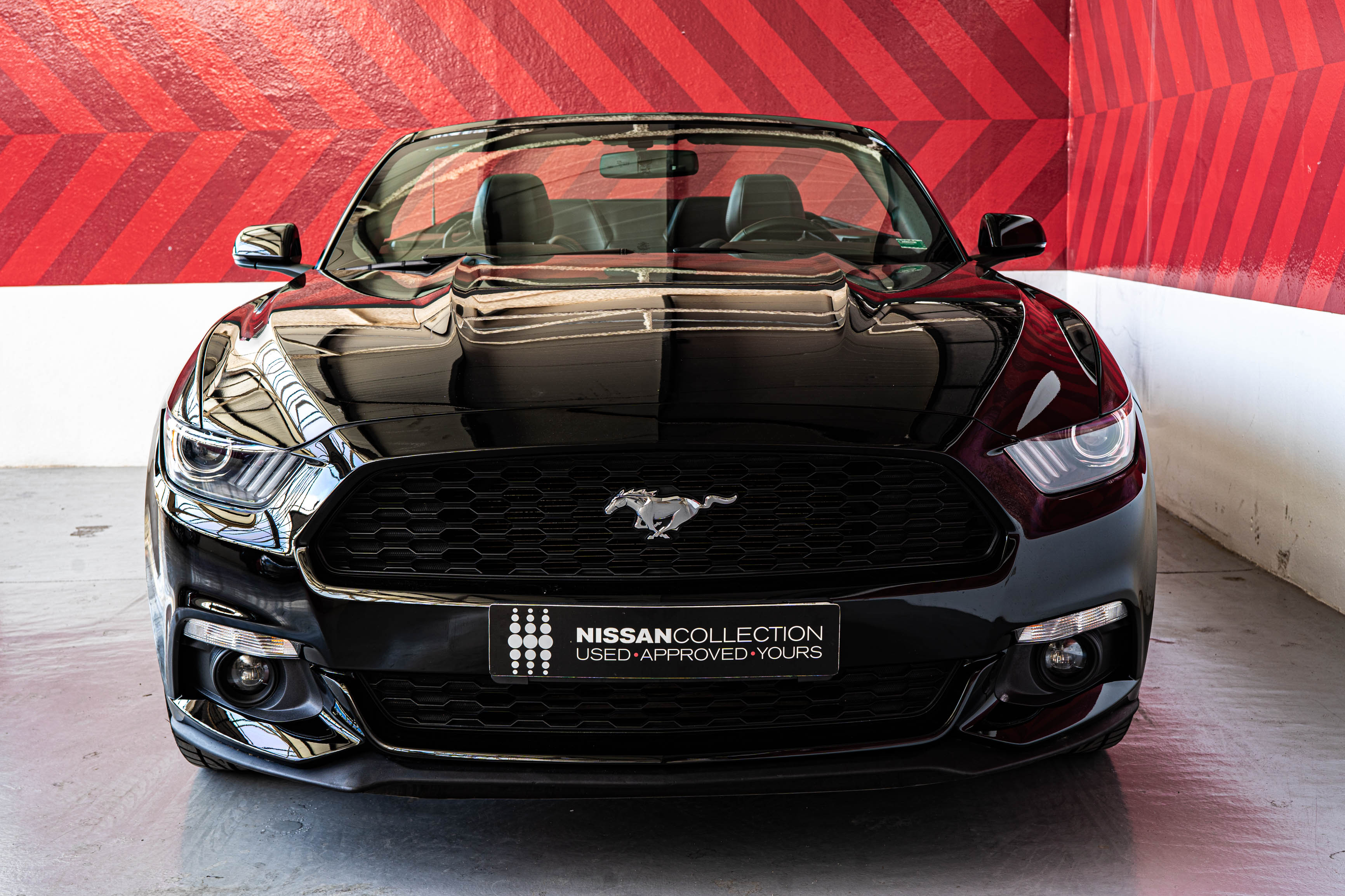 Foto2 Ford mustang cabrio 2.3 ecoboost