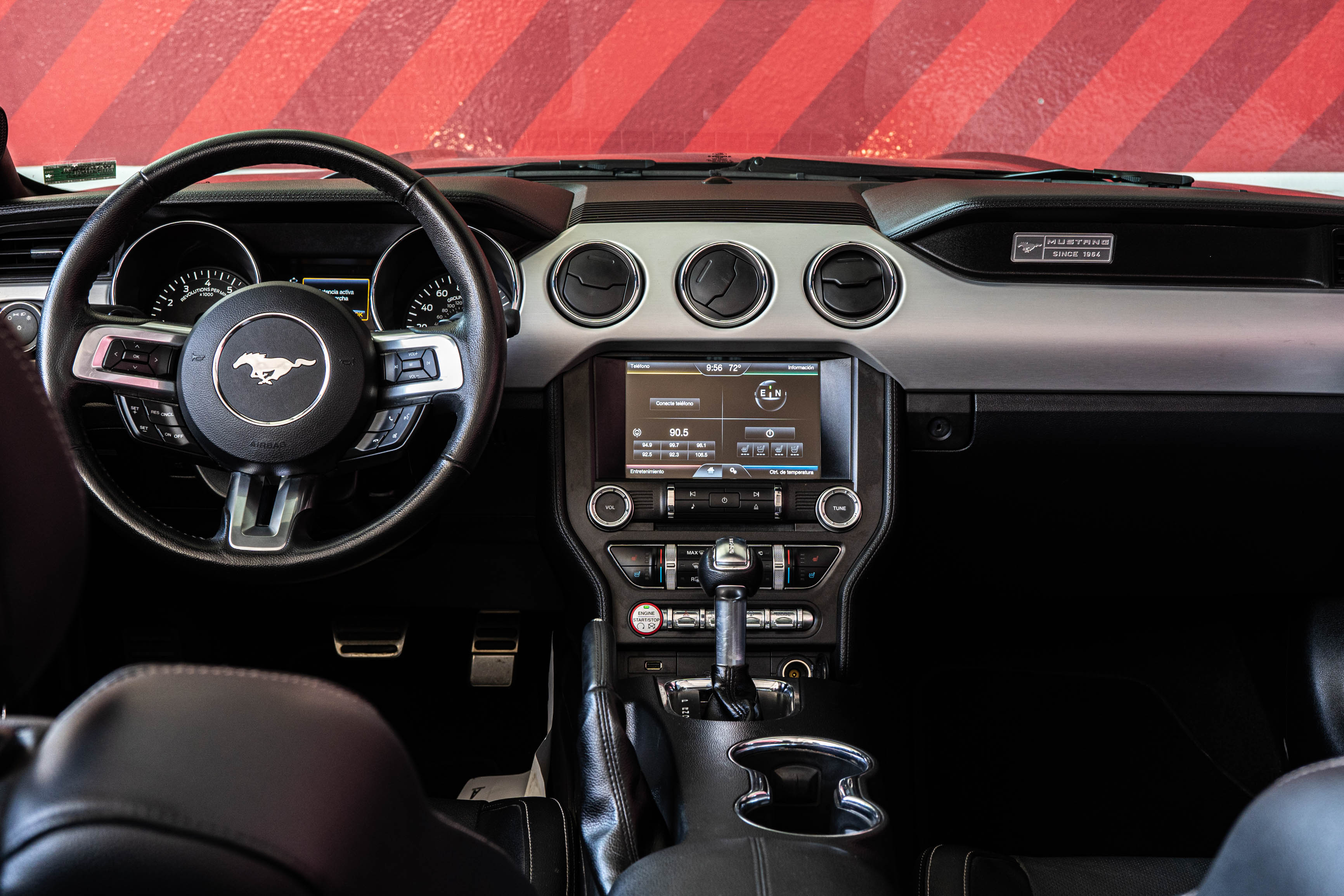 Foto9 Ford mustang cabrio 2.3 ecoboost