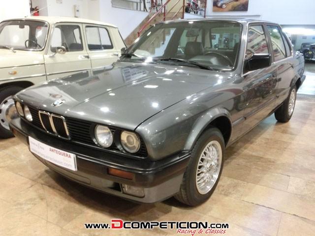 Foto3 BMW 316 AUTOMATICO E30 - AÑO 1988