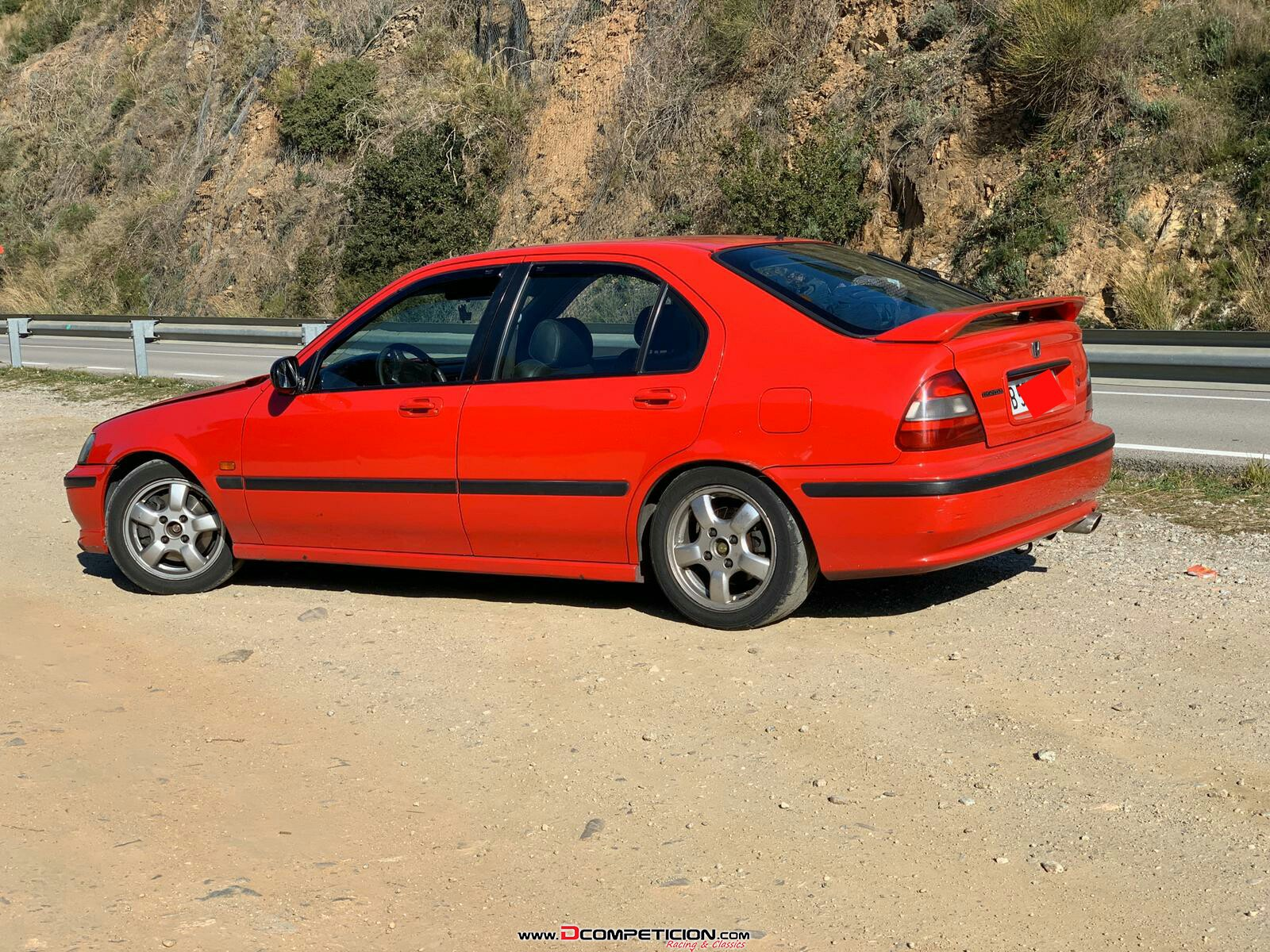 Foto5 Honda civic 1.8 mb6