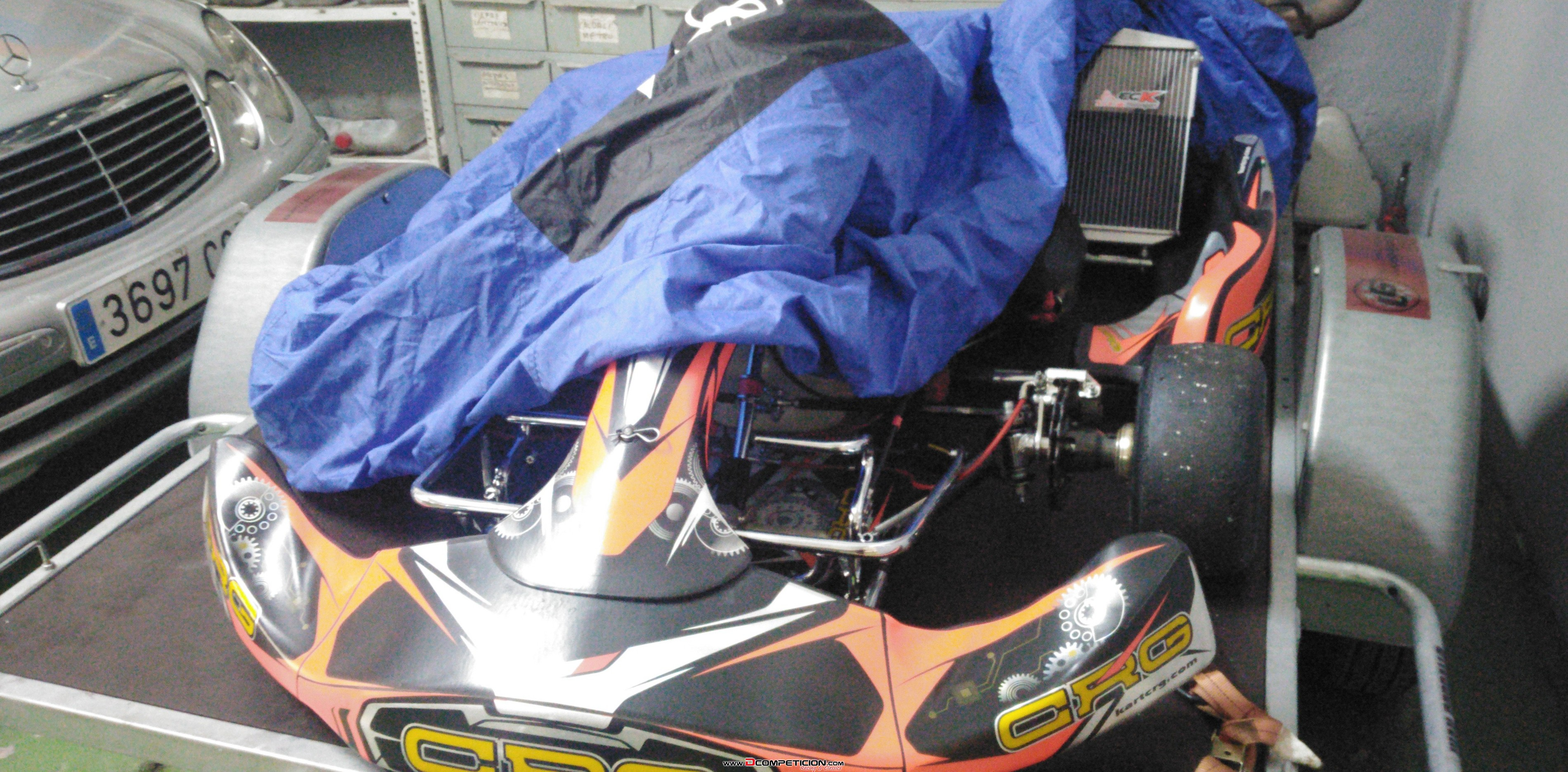 Foto2 CRG Rotax DD2 Impecable