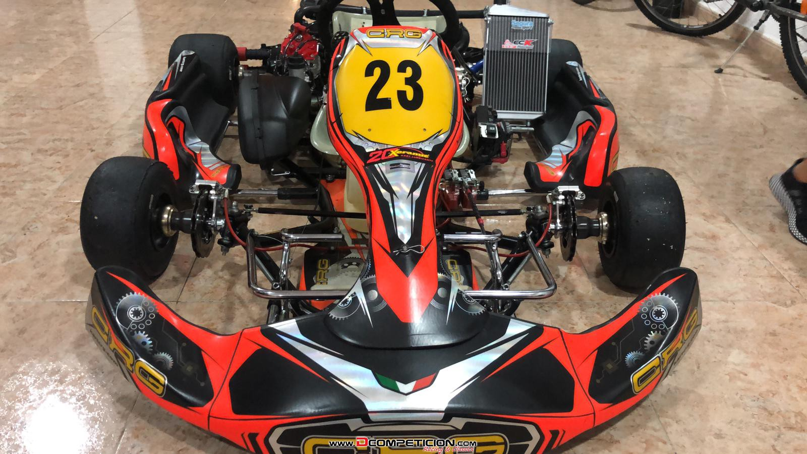 Foto1 CRG Rotax DD2 Impecable