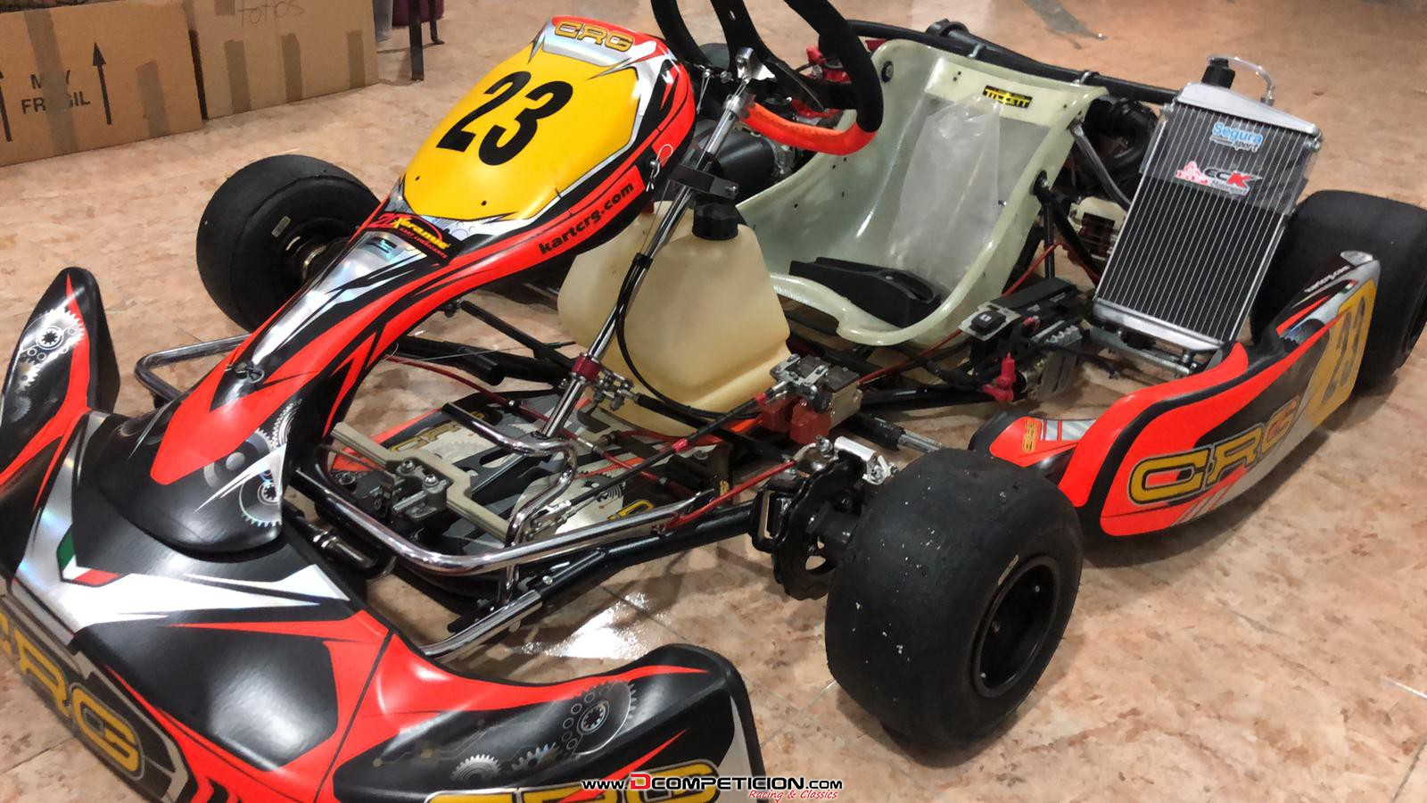 Foto6 CRG Rotax DD2 Impecable