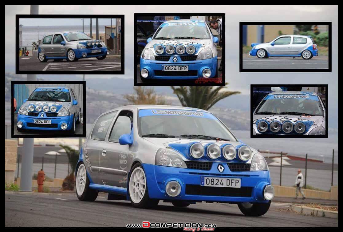 Foto1 Clio sport grupo N