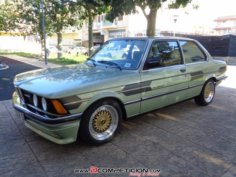 Foto10 BMW E21 Série 3 Coupe LOOK ALPINA