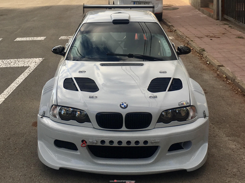 Foto1 BMW M3 E46 GTR