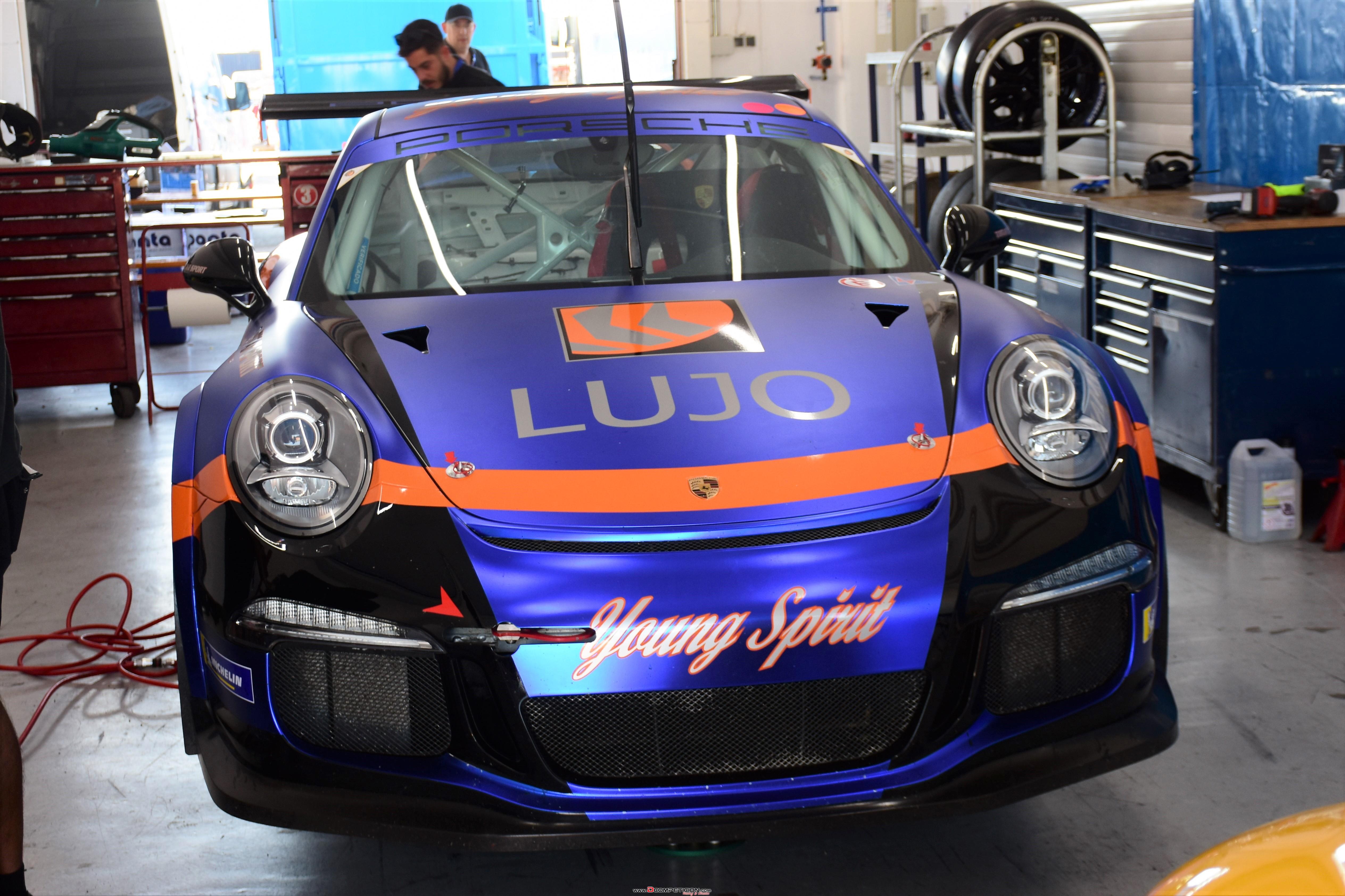 Foto3 Porsche 911 GT3 CUP 991