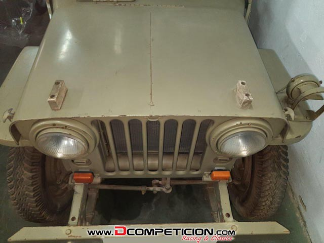 Foto10 JEEP WILLYS M38 - AÑO 1951
