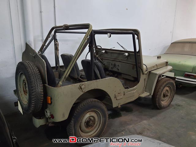 Foto2 JEEP WILLYS M38 - AÑO 1951