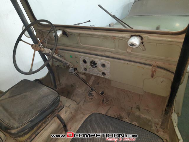 Foto3 JEEP WILLYS M38 - AÑO 1951