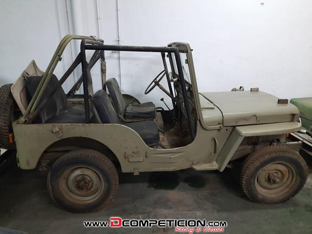 Foto5 JEEP WILLYS M38 - AÑO 1951