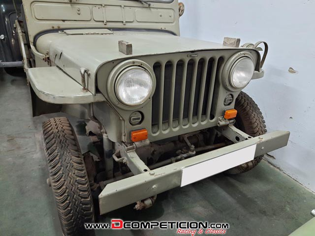 Foto8 JEEP WILLYS M38 - AÑO 1951