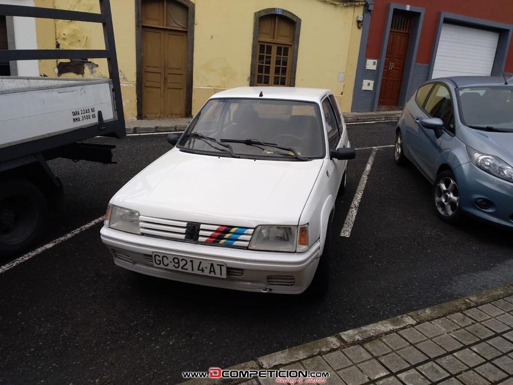 Foto1 Peugeot 205 rally