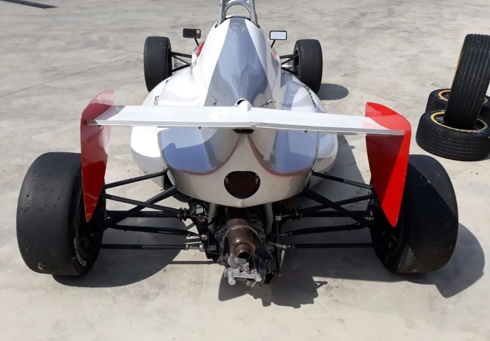 Foto10 Coche Renault Formula 3 Sport 1400cc