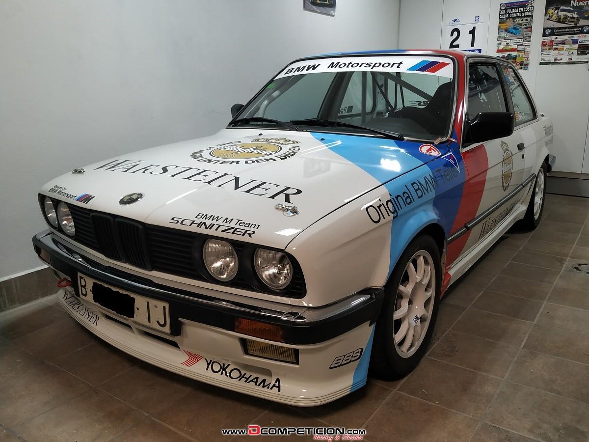 Foto6 BMW E30 325i M-Techniks 1