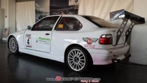 BMW COMPETICION DRIFT SUBIDAS RALLY
