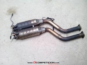 Sistema de escape para BMW M3 e46