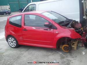 Despiece citroen c2 1.6 16v by loeb