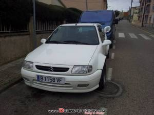 Citroen saxo vts 16v 120cv kit car