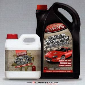 EVANS Power Cool 180º 5 Litros