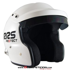 CASCO RRS PROTECT JET COLOR BLANCO - SNELL SA2010