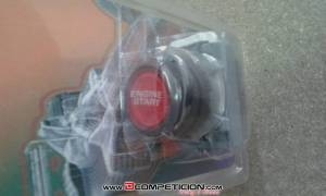 sport racing switch Boton de encendido