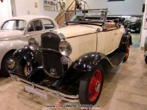 CHEVROLET INDEPENDENCE ROADSTER - AÑO 1931