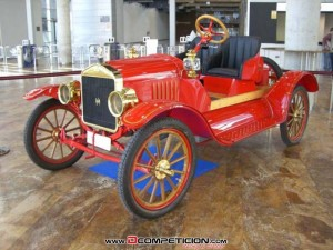 FORD T SPEEDSTER - AÑO 1914