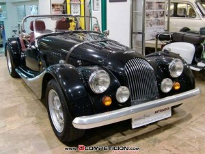 MORGAN PLUS 8 - AÑO 1989