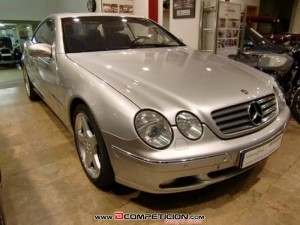 MERCEDES BENZ CL 500 AMG - AÑO 1999
