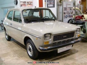 SEAT 127 LS - AÑO 1977