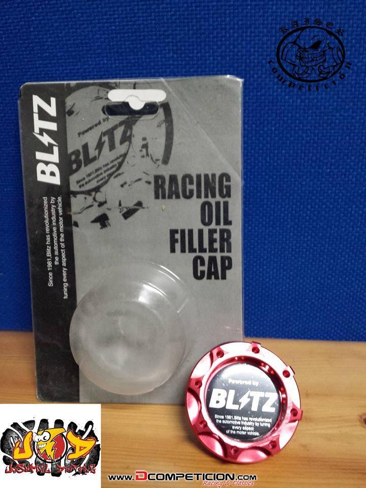 Tapon de Aceite BLITZ para motores Japoneses