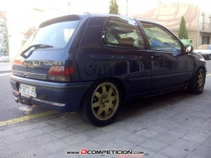 Se vende Clio Williams original del 1994