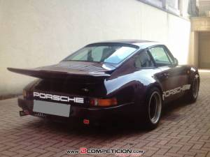 Porsche 911-930 TURBO 1984 3.3 L listo para rallies regularidad/sport