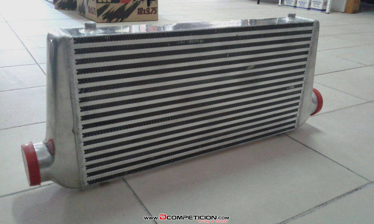 Intercooler Universal ASH